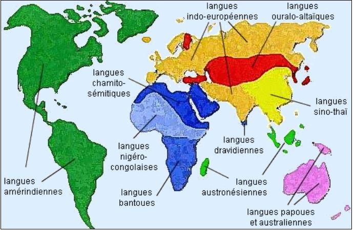 A quel groupe de langues ta langue appartient-elle ?