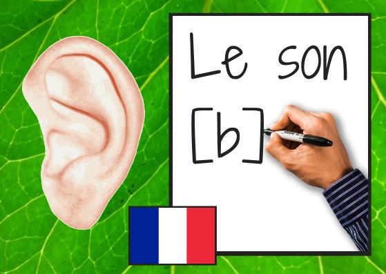 Le son [b] et sa graphie