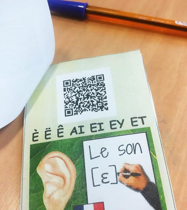 SONS COMPLEXES EN FRANÇAIS : index de toutes les leçons vidéo (QR codes à imprimer ou liens à cliquer !)